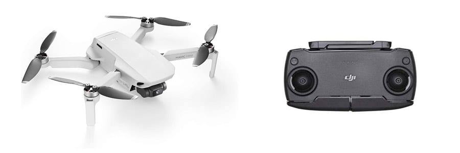 DJI Mavic Mini with Transmitter