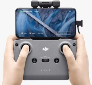 DJI Mavic Air 2 Remote Controller features review