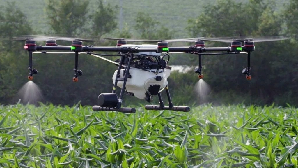 drones in agriculture_Web