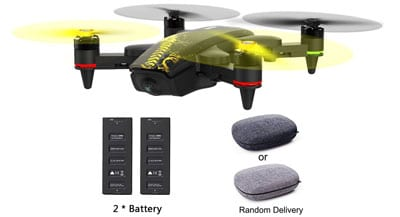 xiro xplorer mini drone for traveling