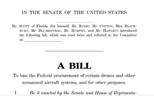 The American Drone Security Act